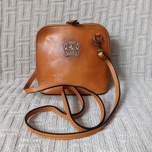 Pratesi Handbags - Pratesi Firenze Crossbody Bag - EUC